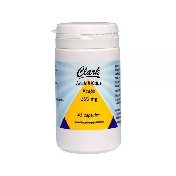 AcidoBifidus 200 mg van Holisan