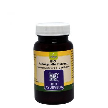 Ashwagandha Extract, BIO-110 tabletten