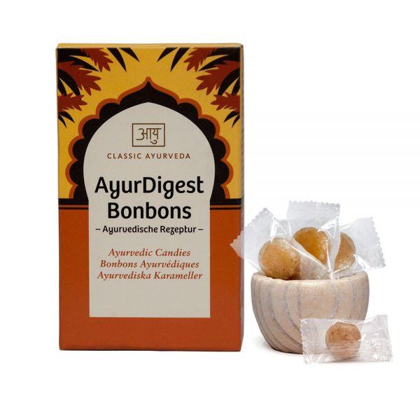 AyurDigest Bonbons - 50 gram