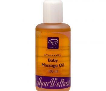 Baby Massage Oil - 100 ml.