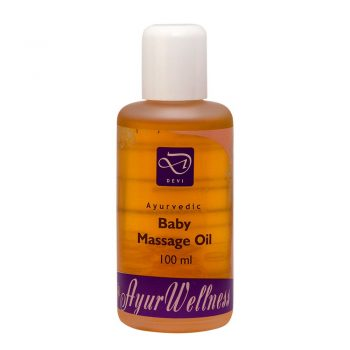 Baby Massage Oil - 100 ml.