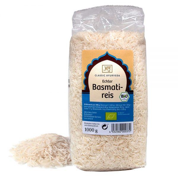 Basmati rijst - 1000 gram