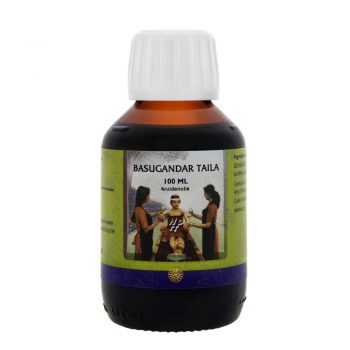 Basugandar taila - 100 ml.