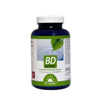 BD correct tabletten - 250 tabletten