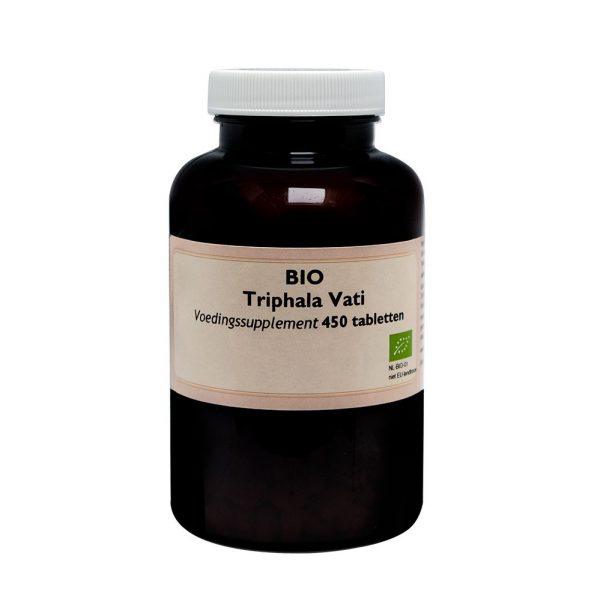 Bio-Triphala Vati - 450 tabletten