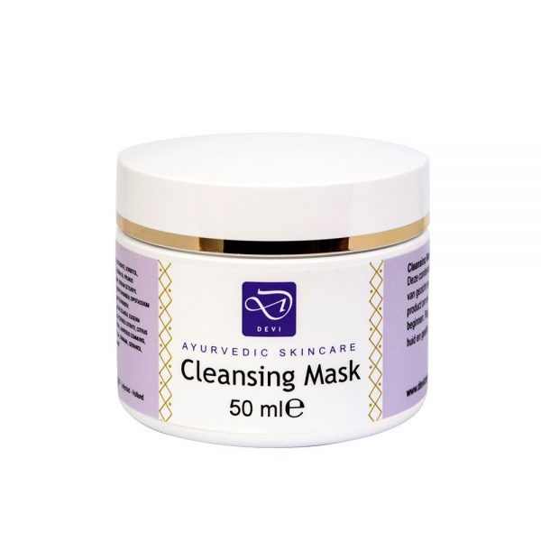 Devi Cleansing Mask - 50 ml.