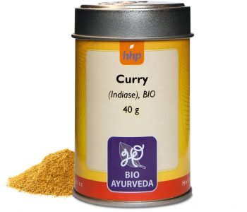 Indiase Curry, BIO - 40 gram
