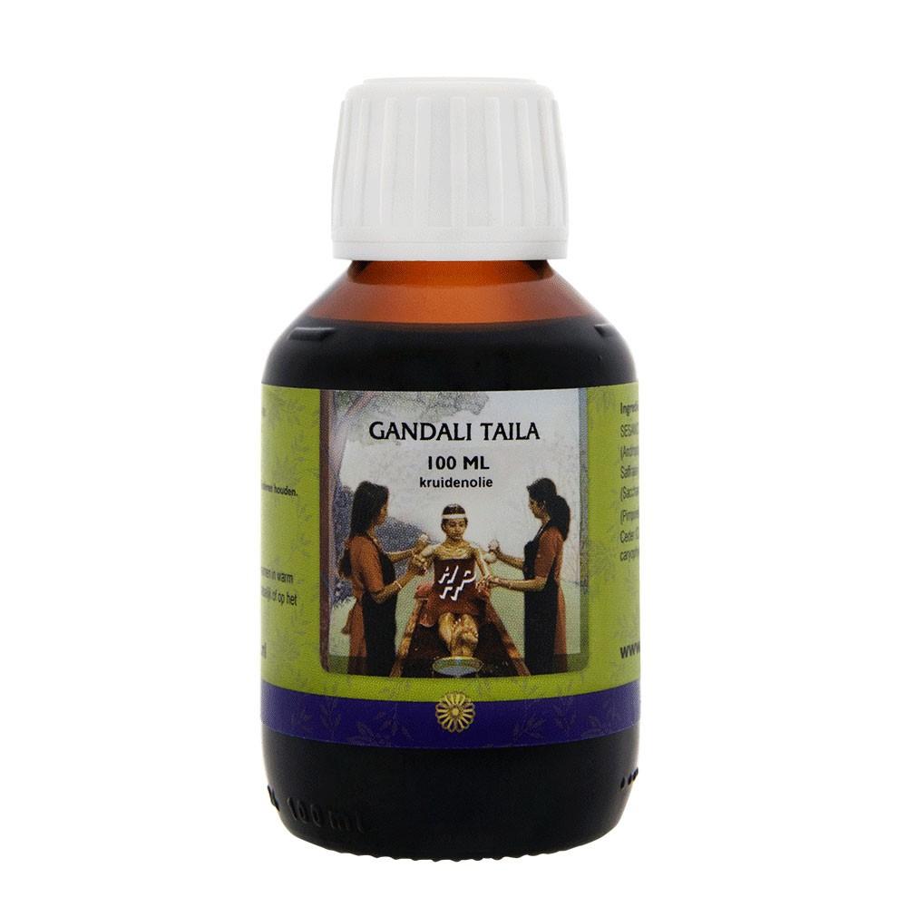 Gandali taila - 100 ml.
