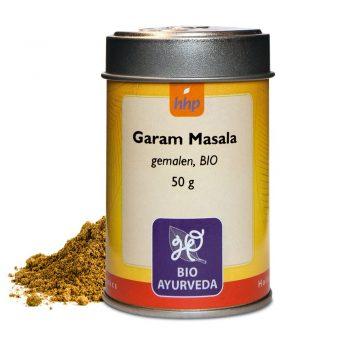 Garam Masala, gemalen, BIO - 50 gr.