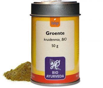 Groentenbouillon kruidenmix BIO - 50 gram