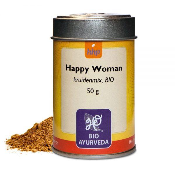 Happy Woman kruidenmix, BIO - 50 gr.