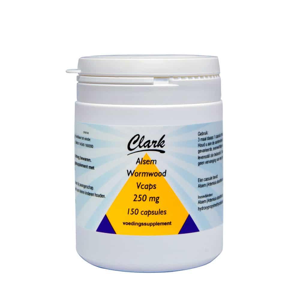 Indhana/Wormwood/Alsem - 250 mg - 150 caps.