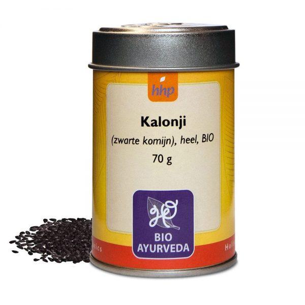 Kalonji (zwarte komijn) heel, BIO - 70 gr.