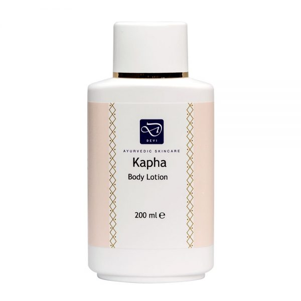 Devi Kapha Body Lotion - 200 ml.