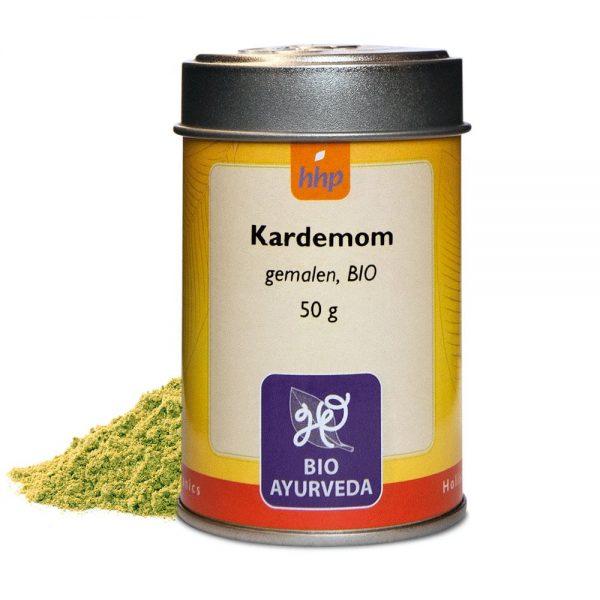 Kardemom, gemalen, BIO - 50 gram