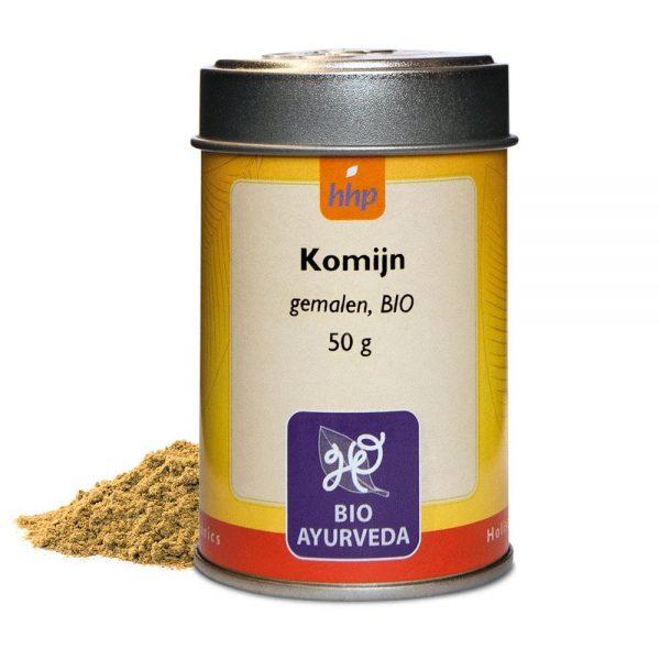 Komijn, gemalen, BIO - 50 gram