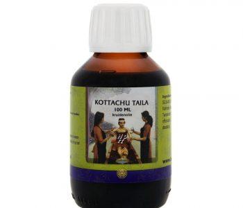Kottachu taila - 100 ml.