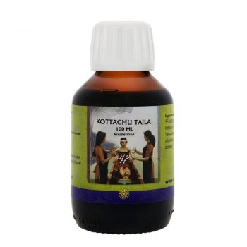 Kottachu taila - 100 ml.
