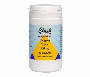 Magnesium-complex 500 mg - 60 vcaps