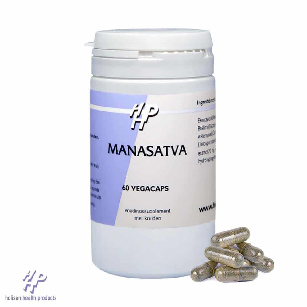 Manasatva - 60 vcaps