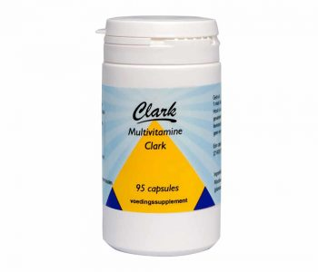 Multivitamine Clark - 50 tabletten