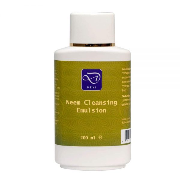 Neem Cleansing Emulsion - 200 ml.