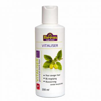 Neem Supreme Hair Vitaliser - 200 ml.