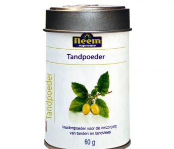 Neem Supreme Tooth Powder FRESH - 60 gram