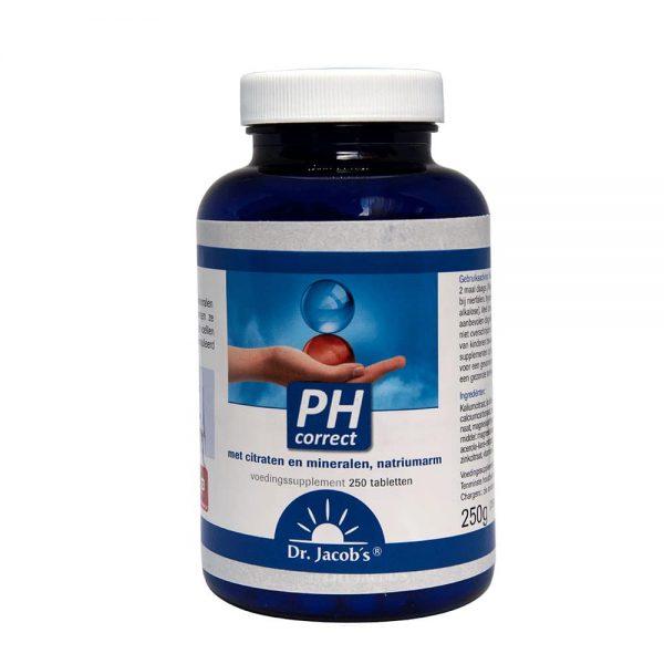 PH correct tabletten - 250 tabletten