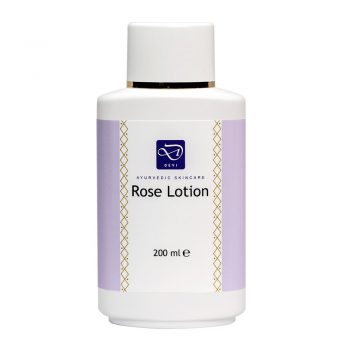 Devi Rose Lotion (alcoholvrij) - 200 ml.