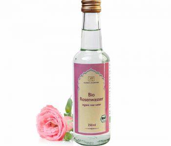 Rozenwater, BIO - 250 ml.