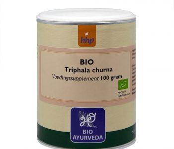Triphala churna, BIO - 100 gram