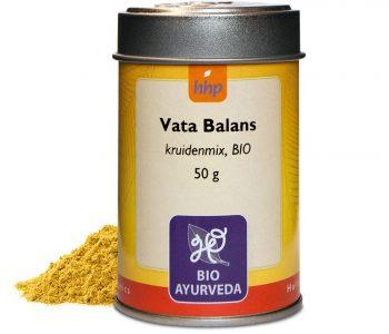 Vata Balans, kruidenmix, BIO - 50 gram