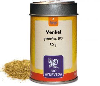 Venkel, gemalen, BIO - 50 gram