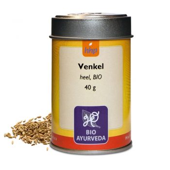 Venkel, heel, BIO - 40 gram