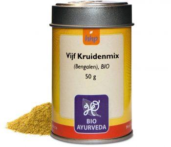 Vijf Kruidenmix, BIO - 50 gram