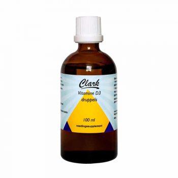 Vitamine D3 druppels - 100 ml.