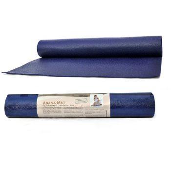 Yoga asana mat 183 x 60 cm x 4mm