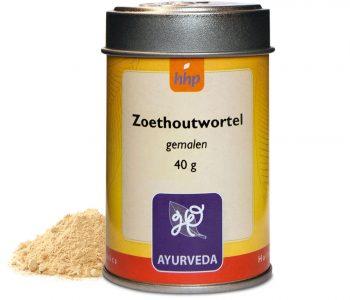 Zoethoutwortel, gemalen - 40 gram