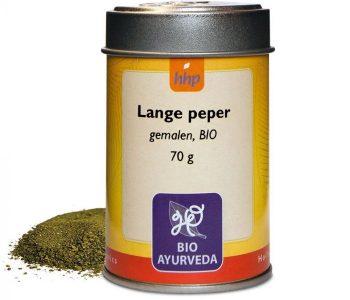Pippali (lange peper), gemalen, BIO - 70 gram
